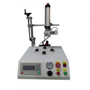 China Bulb Cap Glue Dispensing Robot For LED Bulb Cap Adhesive Machine on sale