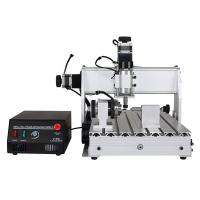 China 4 Axis CNC Lathe Milling Machine For No More Than 70mm Thickness Materials on sale