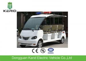 China Eight Sofa Seats Mini Electric Sightseeing Car For Public Area / Electric Tourist Vehicles on sale