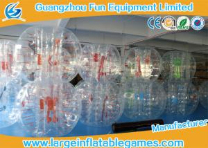 China 1.8M dia TPU / PVC  Iinflatable bubble ball Human Sphere Hockey Ball Customized on sale