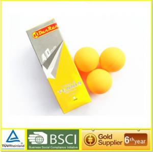 China OEM sports celluloid Ping Pong Ball , children 1 star table tennis ball on sale