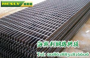 China Steel Bar Floor Grating/China Steel Grating Mesh Exporter on sale