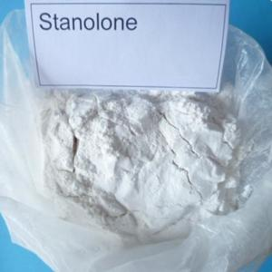 China Highly Effective Dihydrotestosterone Stanolone / Dht for Bodybuilding , CAS 521-18-6 on sale