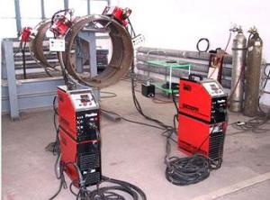 China Piping All-position Automatic Welding Machine(FCAW/GMAW) on sale
