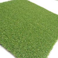 China 3/8 Gauge Artificial Sports Turf , Artificial Putting Green Turf For Golf Field on sale