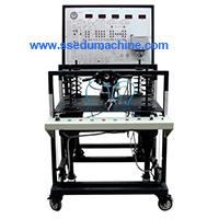 China Electronic Control  Suspension System Test Bench Suspension System Trainer on sale