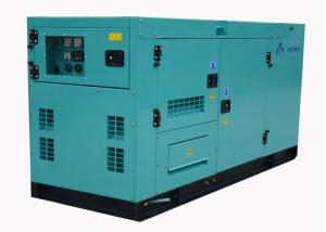 China 3 Phase Lovol Electric Generator Set , Reefer Container Standby Power Generator on sale