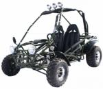 4 Stroke 150CC Go Kart Buggy CVT Fully Automatic 4 Fenders All Wheels available