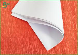 China A4 Size White Plain Bond Paper With Virgin Wood Pulp Smooth Surface on sale