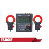 China ETCR3200 Electrical Instruments Double Clamp Ground Resistance Tester on sale
