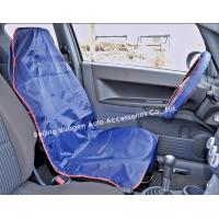 China Customized Waterproof Nylon Car Seat Cover on sale