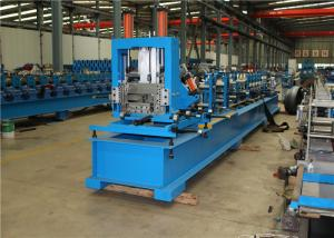 China 80-300mm Metal Roof Roll Forming Machine PLC Control  Stable Performance on sale