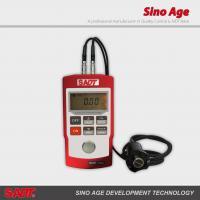 SADT Red Ultrasonic wall Thickness Gauge SA40 Measuring Metallic Nonmetallic with high accuracy