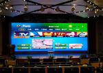 Small Pixel Pitch Indoor Advertising LED Display Signs Close Viewing Distance