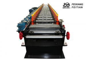 China Reliable Sandwich Panel Roll Forming Machine / Heavy Truck Frame Machine For Container on sale
