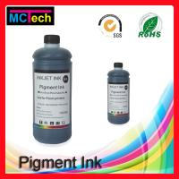 China Cyan pigment ink for cotton t-shirt printing on sale