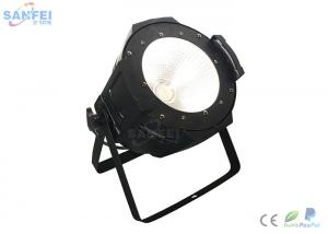 China 200W Indoor Cob LED Par Stage Lights With Warm White Color Aluminum Alloy on sale