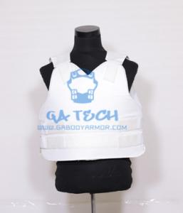 China concealable body armor vip bullet proof vest shirt on sale