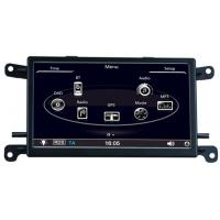 Double DIN DVD players for Audi with 7
