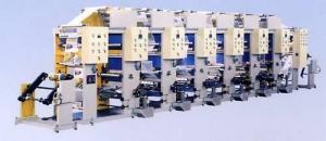 China Six Colors Gravure Printing Machine on sale