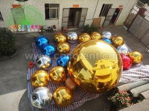 China Wholesale price inflatable colorful decoration mirror balloon on sale
