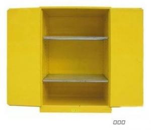 China Steel flammable and combustible liquids cabinet safety on sale