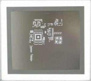 China SMT Stencil with Paste for PCB assembly PCB Laser-Cut SMT Stencils on sale