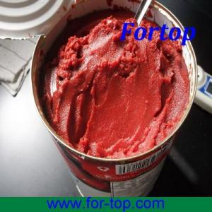 China Canned Tomato Paste Brix 28-30% on sale