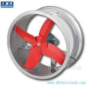 China DHF B series wall axial fan/ blower fan/ ventilation fan on sale