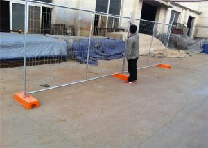 Quality AS4687-2007 Temporary Backyard Dog Fence , Temporary Dog Barrier OD 32 Pipes for sale