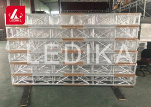 China OEM Aluminum Square Truss Trade Show Display Lighting LED Screen Modular Truss System on sale