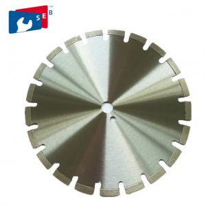 China Durable 10 Inch Circular Saw Blade 2 Mm Segment Thickness For Asphalt on sale