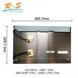 Industrie écran LCD g220sw01 v.0 v0 1680x1050 AU Optronics