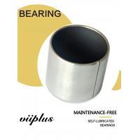 Garlock Bearing Metal - Polymer Plain Bearings   Cylindrical Thrust Bushing Tin / Copper Plating