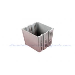 China External Extruded Aluminum Enclosures / Framing For Telecommunication on sale