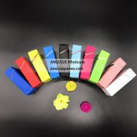 Wholesale customized printed logo fashion silicone cigarette box case cover