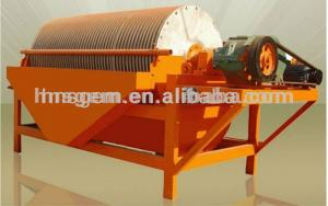 China Copper Magnetic Drum Separator Optimized Design High Remanence Permanent Magnet on sale