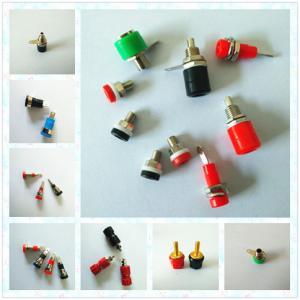 China electrical speaker terminal binding post & panel socket/binding post on sale