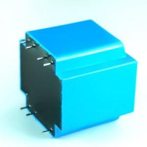 China PCB-mounted EI48 Low Frequency Encapsulated Power Transformers on sale
