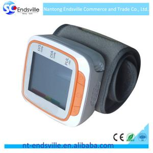 China Automatic digital wrist blood pressure monitor on sale