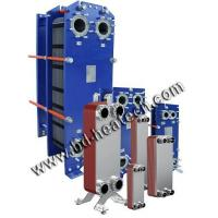 Stainless Steel Brazed Flat Plate Heat Exchanger