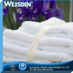 tela fuerte cómoda 100% de la toalla de mano del algodón de la absorción de agua