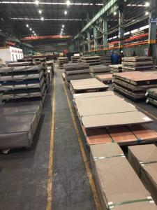 China Alloy 347/347H Heat Resistant Stainless Steel Plates 347h Chemical Composition on sale