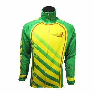 China Custom Cycling Sports Clothing Winter Thermal Cycling Jacket To Keep Warm on sale