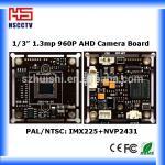 Most hot sell AHD IMX225 CMOS Board PCB
