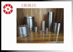 China Stainless Steel Tracking Moving Bearing For Linear Motion Machines LM10LUU on sale