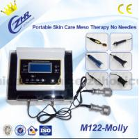 High Quality Skin Care Needle Free Mesotherapy Machine With 5 Treatment Handles