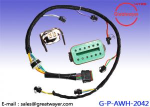 China 292-0644 Caterpillars Excavator Wire Harness Assembly C15 Generator 2920644 on sale