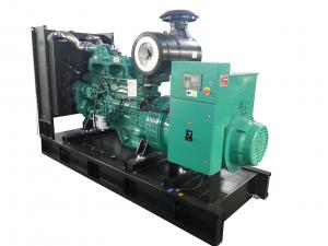 Quality Industrial Open Diesel Generator Set 200kva 160kw With  Electric Starter for sale