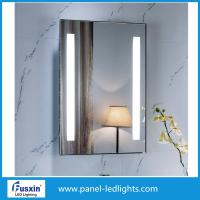 China High Brightness Wall LED Backlit Mirror Low Power Consumption on sale